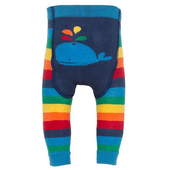 Rainbow Knit Leggings