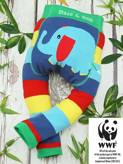 WWF Elephant Leggings