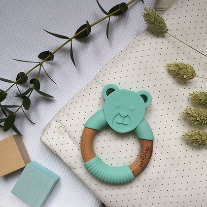 Forest Friends Teething Toy