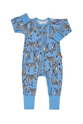 BONDS Zulu Zebra Wondersuit