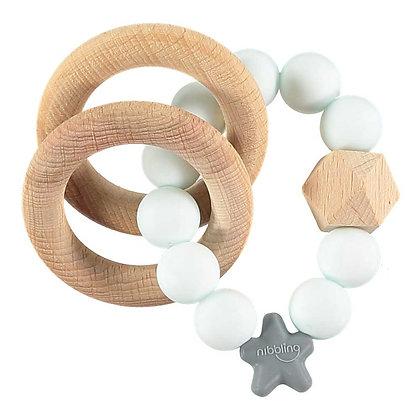 Stellar Natural Wood Teething Toy