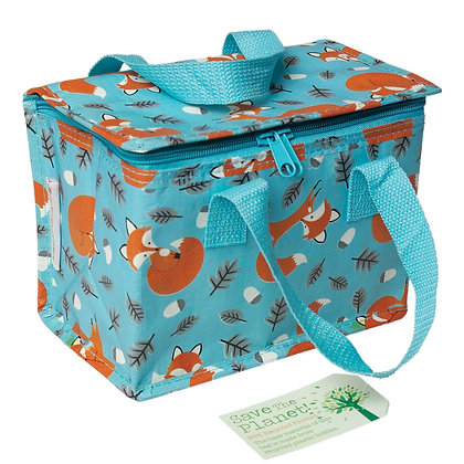 Rusty the Fox Insulated Lunch Bag