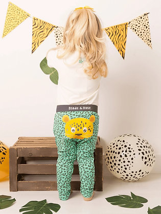 Blade & Rose Summer Cheetah Leggings