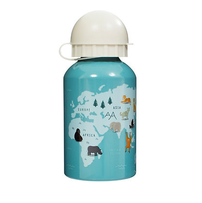 Endangered Animals Kid's Water Bottle
