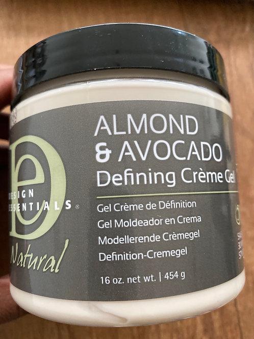 Design essential defining crème gel
