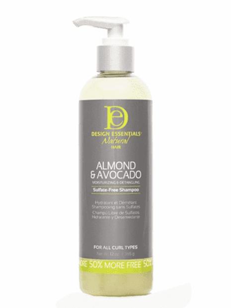 Design Essentials Almond and Avocado Shampoo