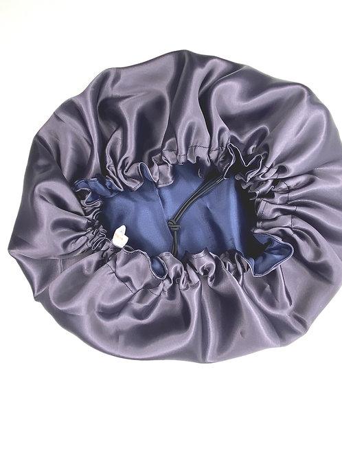 Violet rain bonnet
