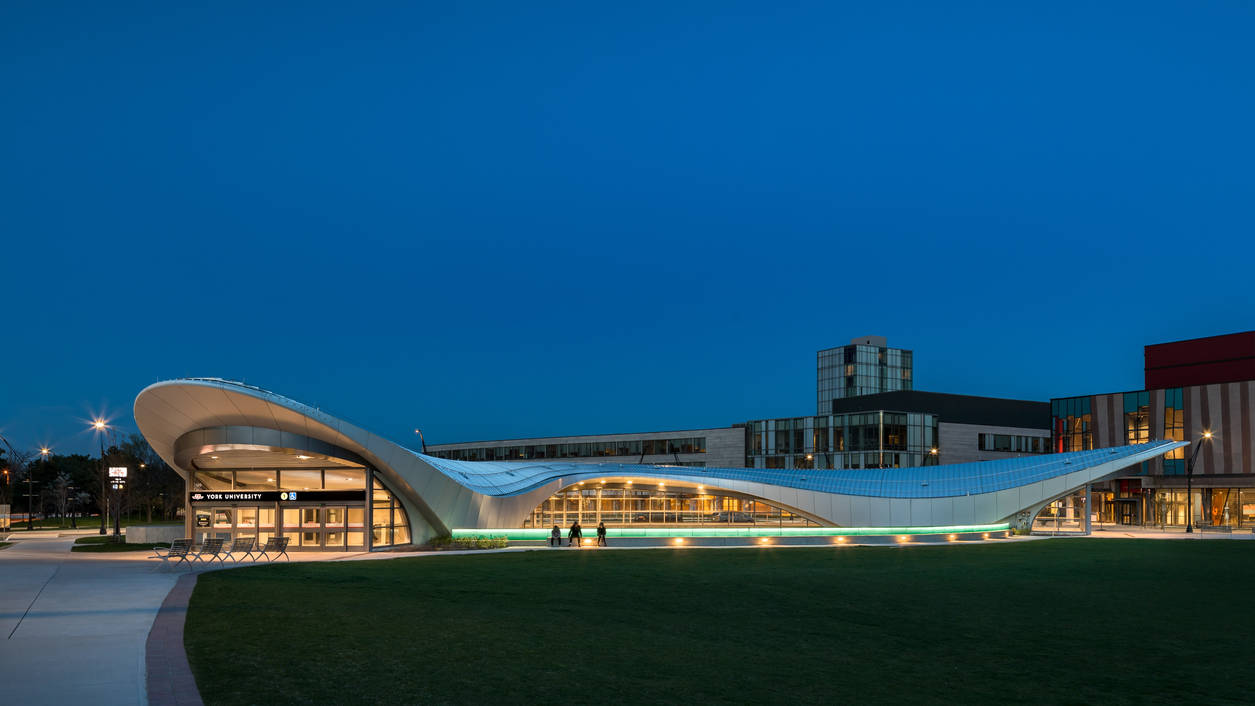 York University TTC Station, Foster+Partners