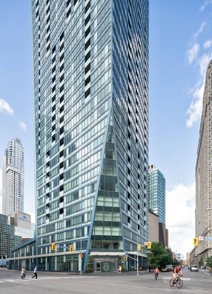 L Tower, Daniel Libeskind
