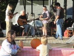 Musicians at play