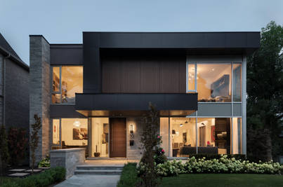 Modern Residence, CGL Architects