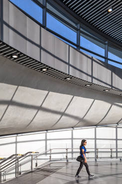 York University TTC Station, Foster+Partners