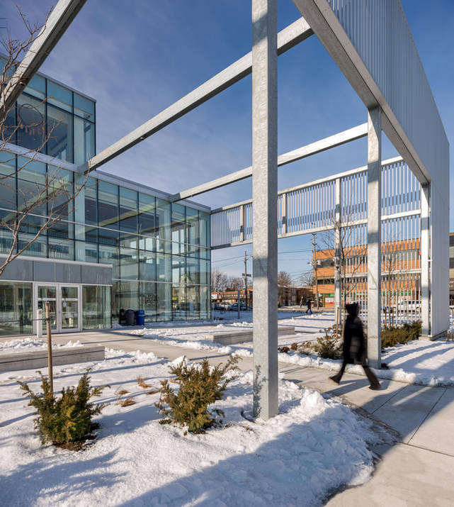 Welcome Centre, Humber College
