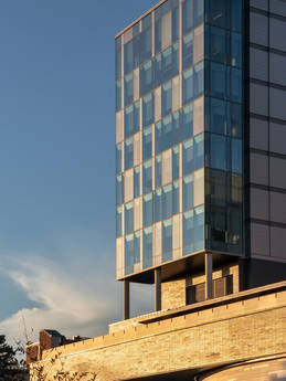 PGCLL, Diamond Schmitt Architects