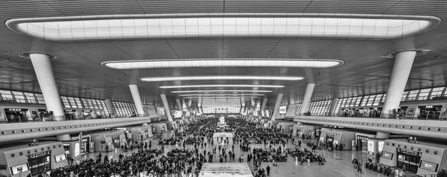 Train Stations, Hangzhou