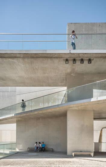 Garden of Fine Arts, Tadao Ando