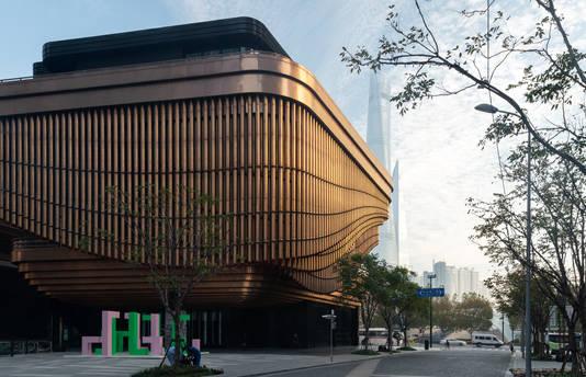 Bund Finance Center, Foster+Parters, Heatherwick Studio