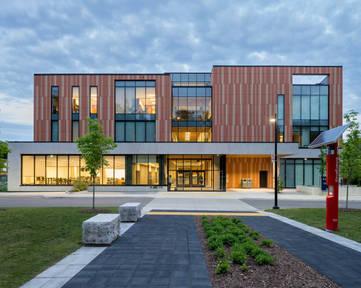 UTM North Building Deerfield Hall