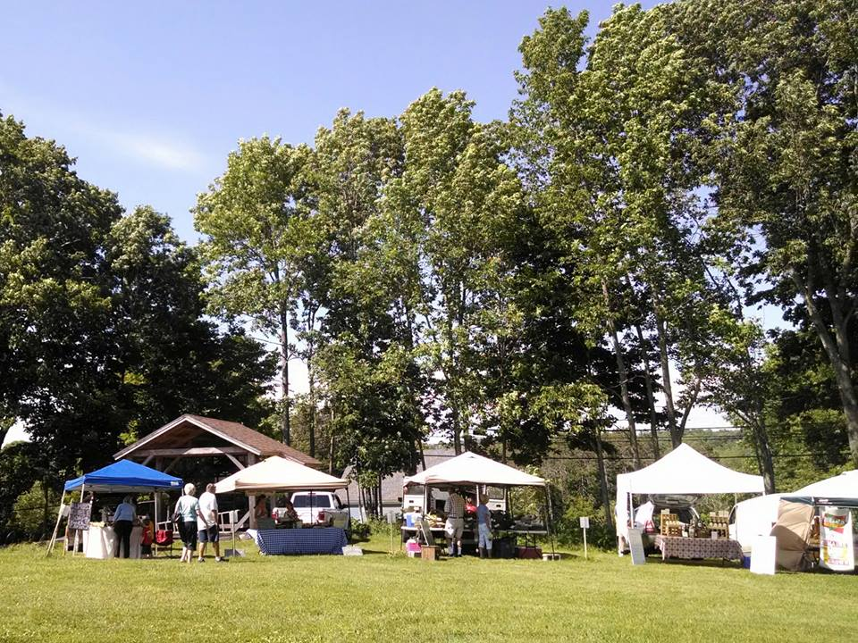 Market on Cider Hill Farm