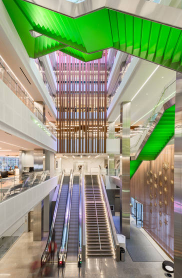 Deloitte Interior, Toronto