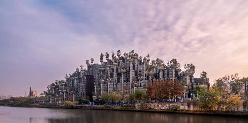 1000 Trees, Heatherwick Studio
