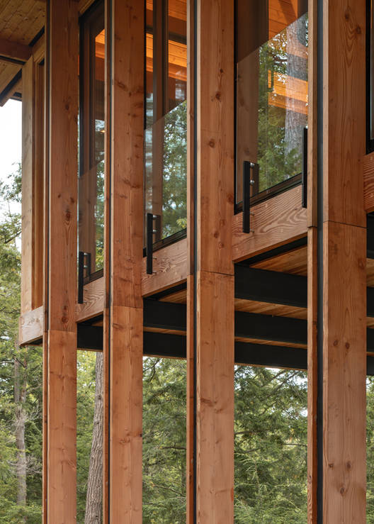 Treehouse, Trevor McIvor Architect