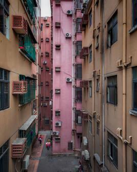 Urbanism in Shenzen, China
