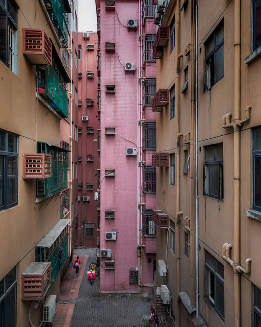 Urbanism in Shenzen, China