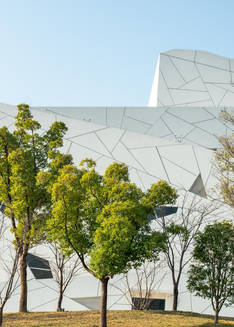 Hangzhou Yuhang Opera, Henning Larsen