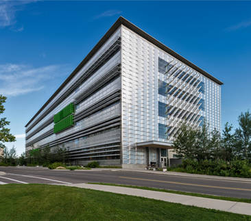 EEEL Building, Calgary