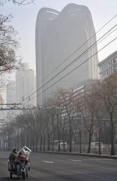 Chaoyang Park Plaza, MAD