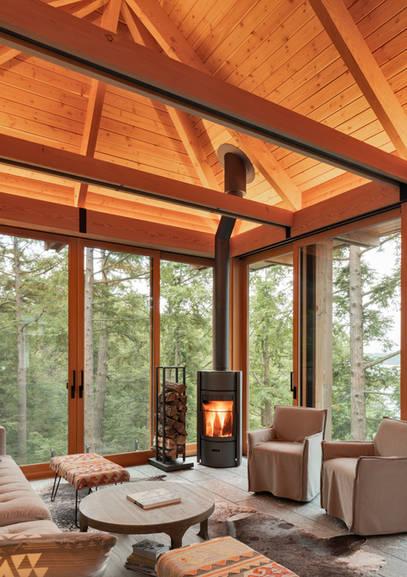 Treehouse, Trevor McIvor Architect