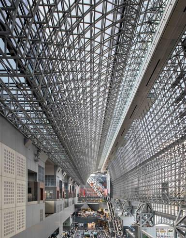 Train Stations, Kyoto