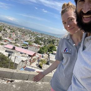 How is Haiti? Pa pi mal.