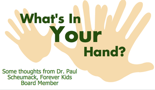 What's In Your Hand?
