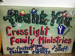 Special Thank You to Crosslight Family Ministries