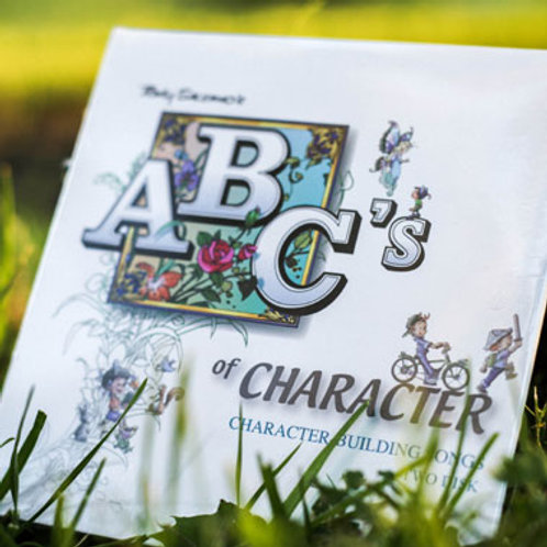 ABC's of Character Double CD
