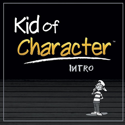 Kid of Character Intro CD