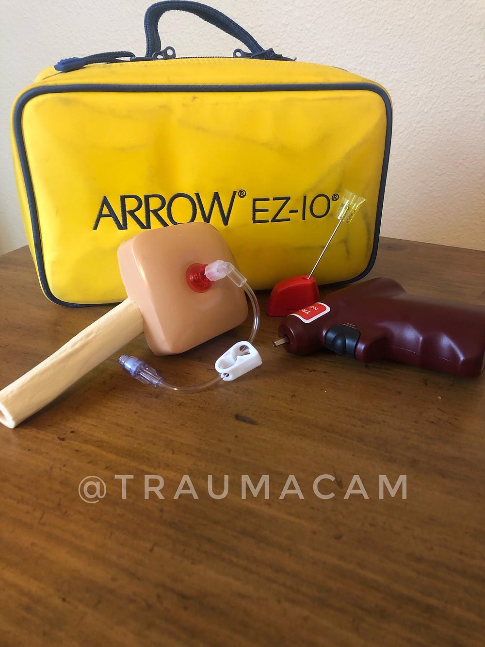 EZ-IO Kit common in most ERs