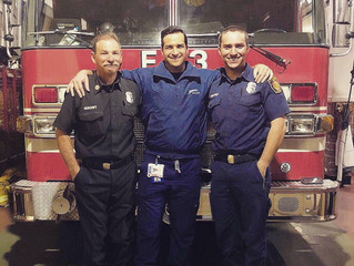 Nurse.org Feature: This is How a Firefighter Became a Registered Nurse in Only 12 Months