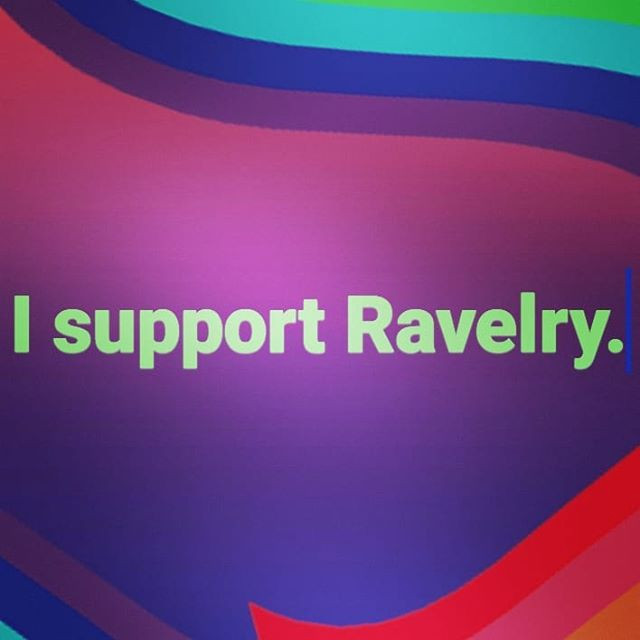 #istandwithravelry _Look I dont get poli