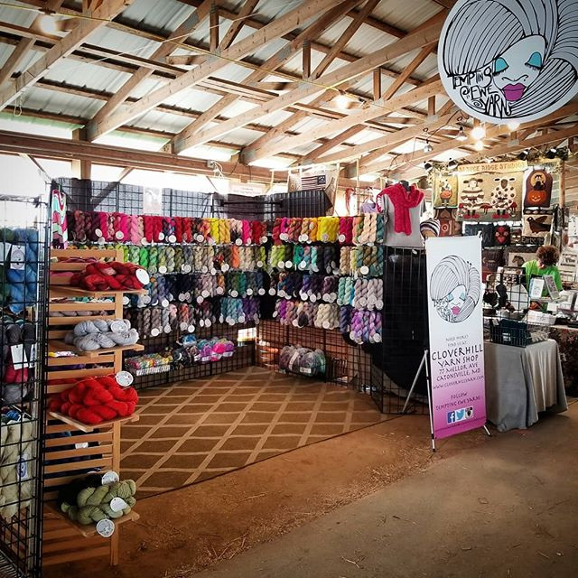 2018 Maryland Sheep and Wool Festival se
