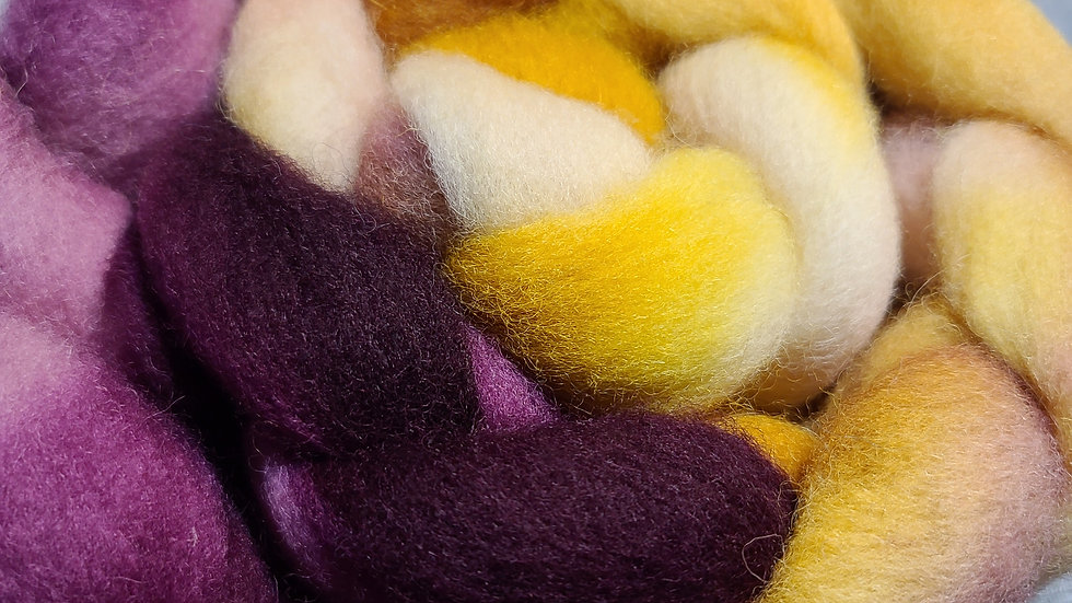 Juicy on Cheviot Wool