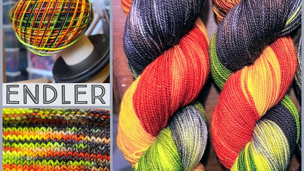 Color Twist Sock