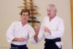 Alamo Area Aikikai Aikido in San Antonio, Harvey Konigsberg, Austin Aikikai