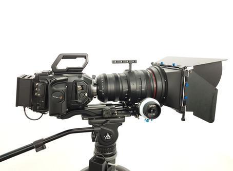 דברים שכדאי לבדוק בבחירת מצלמה לגרין סקרין