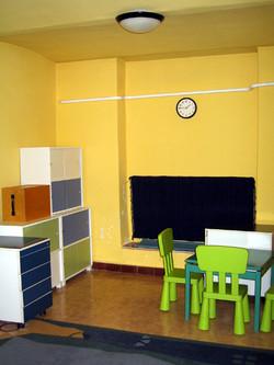 Vizsgálati helyiség