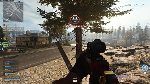 Call of Duty  Modern Warfare 2019 Screen