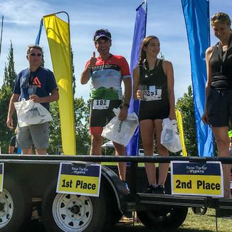 2016 Lake Meridian Triathlon