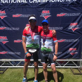 2016 USAT Duathlon Nationals